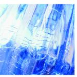 Blaue Glaskugel, Detail